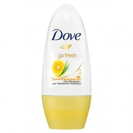 Dove Roll On - Go Fresh Grapefruit & Lemongrass Scent 50ml