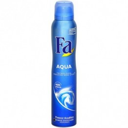 FA Aqua Fresh Deodorant Spray 200 ml