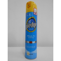 Pledge Multi Surface Furniture Polish Jasmine 250 ml