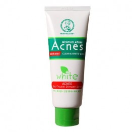 Acnes Clear & Whitening  Face Wash 100g