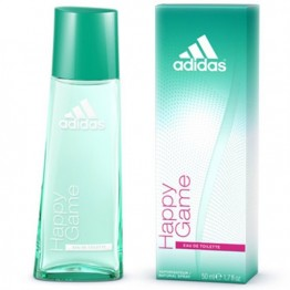 Adidas Res Happy Game EDT 50ml