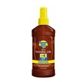 Banana Boat Deep Tanning Oil Dark SPF4 236ml