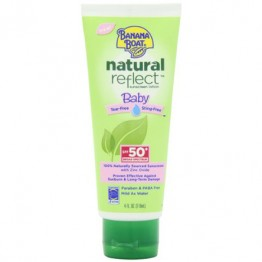 Banana Boat Baby Natural Reflect Suncreen Lotion SPF50++ 90ml