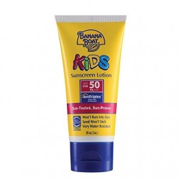 Banana Boat Kids Sunscreen Tear Free Lotion SPF50++ 90ml