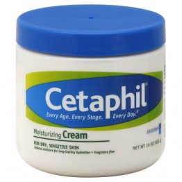 Cetaphil Moisturizing Cream 500g