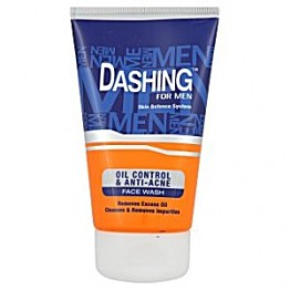 Dashing Men Oil Control & Anti-Acne Face Wash 100g