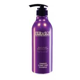 Ferveor Damage Clinic Care Shampoo 500ml (P)