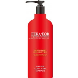 Ferveor Natural Clinic Care Shampoo 1000ml (R)