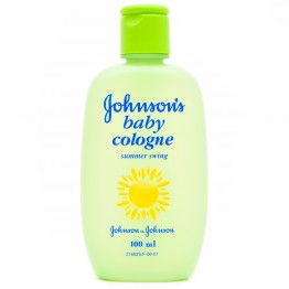 Johnson Baby Cologne - Summer Swing 100ml