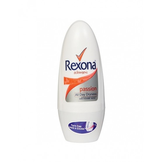Rexona Women Deo Roll On Passion 4x6X40ml