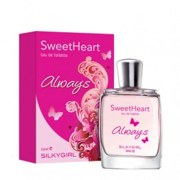Silky Girl Sweet Heart Always 50ml