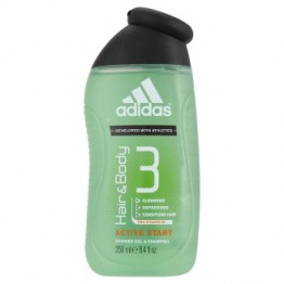 Adidas Hair & Body-Active Start 250ml