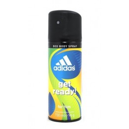 Adidas Get Ready Deo Spray (M) 150ml