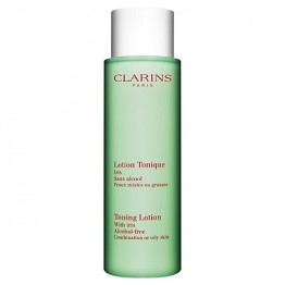 Clarins Toning Lotion Combination or Oily Skin 200ml