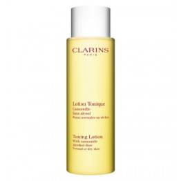 Clarins Toning Lotion Normal or Dry Skin 200ml