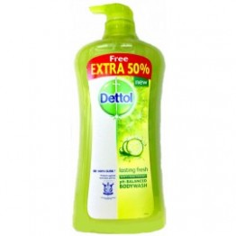 Dettol Shower Gel Lasting Fresh 938ml