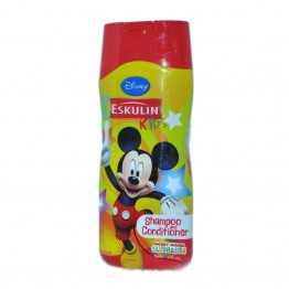 Eskulin Kids shampoo+Conditioner 200ml - Yellow