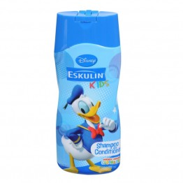Eskulin Kids Shampoo+Conditioner 200ml - Blue