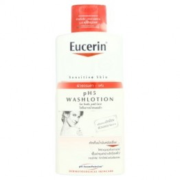 Eucerin PH5 Body & Face Wash Lotion 400ml