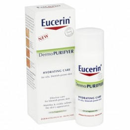 Eucerin Dermo Purifyer Hydrating Fluid 50ml