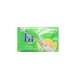 FA Carribean Lemon Refreshing Soap 6 X 125g