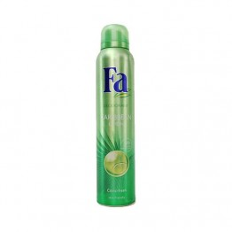 FA Deo Spray Caribbean Lemon 200ml