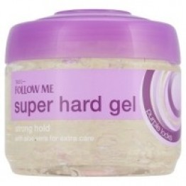 Follow Me Super Hard Gel (Purple)160g