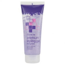 Follow Me Premium Styling Gel Strong Hold 150g