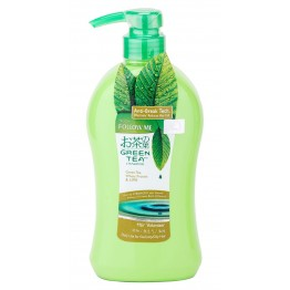 Follow Me Green Tea Shampoo - Hair Volumizer 750ml