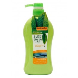 Follow Me Green Tea Shampoo - Hair Revitalize 750ml