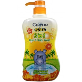 Ginvera Kids 2 in 1 Hair & Body Wash 700g
