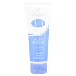 Ginvera 3-in-1 Facial Foam 100g