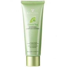 Ginvera Green Tea Whitening Complete Cleanser 100g