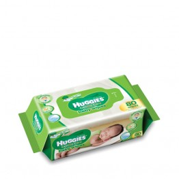 Huggies Gentle Care Baby Wipes 80'S