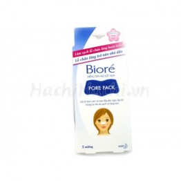 Kao Biore Pore Pack White 5's