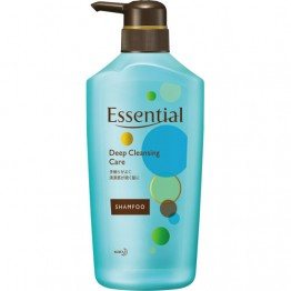 Kao Essential Deep Cleansing Care Conditioner 750ml