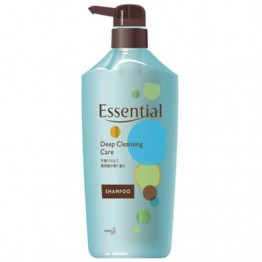 Kao Essential Deep Cleansing Care Shampoo 750ml (HK)