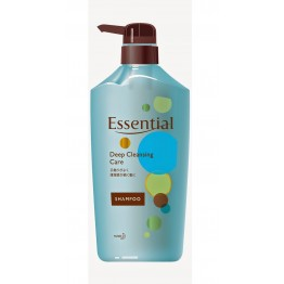 Kao Essential Deep Cleansing Care Shampoo 750ml