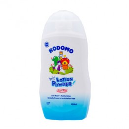 Lion Kodomo Baby Lotion Powder 200ml