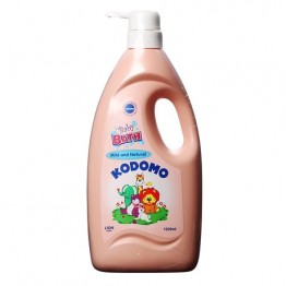 Lion Kodomo Baby Bath 1lt (Mild & Natural)