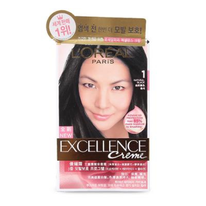 Loreal Excellence Hair Color Singapore Best Hair Color 2018