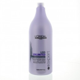 L'Oreal Expect Serie Liss Unlimited Shampoo 1500ml