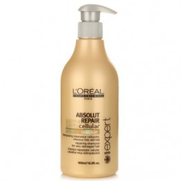 L'Oreal Expect Serie Absolute Repair Shampoo 500ml