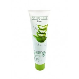 Nature Key Face Soothing & Moisture Aloe Vera Foam Cleanser 130ml
