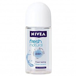 Nivea Fresh Natural Fresh Feeling Roll On 50ml