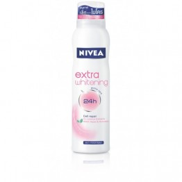 Nivea Deo Spray (L) - Extra Whitening