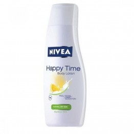 Nivea Happy Time Body Lotion Normal Skin 400ml