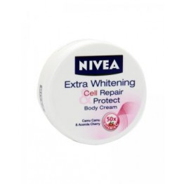 Nivea Extra Whitening Cell Repair Protect Body Cream 200ml