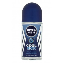 Nivea Men Cool Kick Roll On 50ml