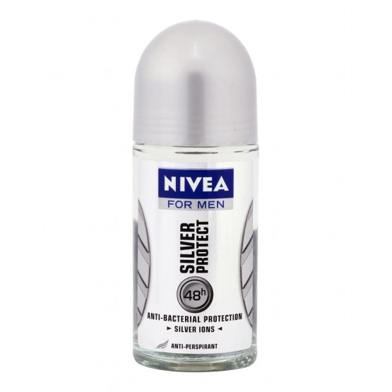 Nivea For Men Silver Protect Roll On 50ml